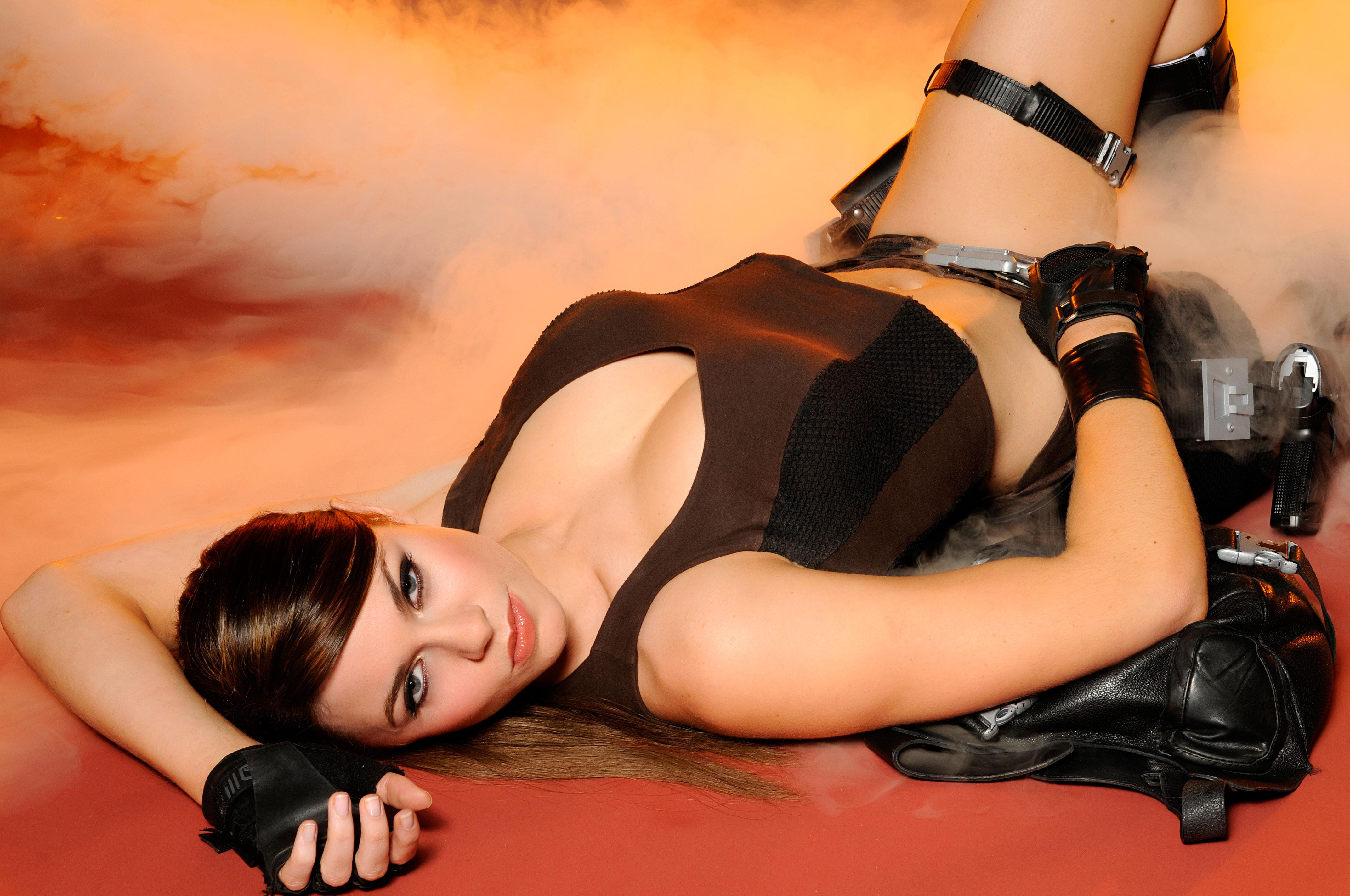 Lara croft porn pics sexy pretty girl